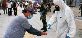 Fuerzas Armadas de Colombia instalan hospitales de campaña para combatir al coronavirus