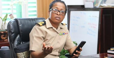 For Women of Jamaica Defence Force, Failure Is Not an Option
