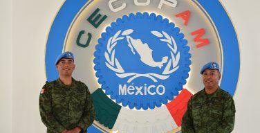 México inaugura Centro de Entrenamiento Conjunto de Operaciones de Paz