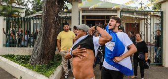 Coalition Improves Protest Logistics in Nicaragua