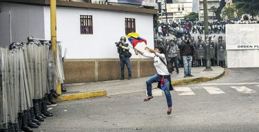 UN: Attacks in Venezuela Spike Against Government's Political Opponents