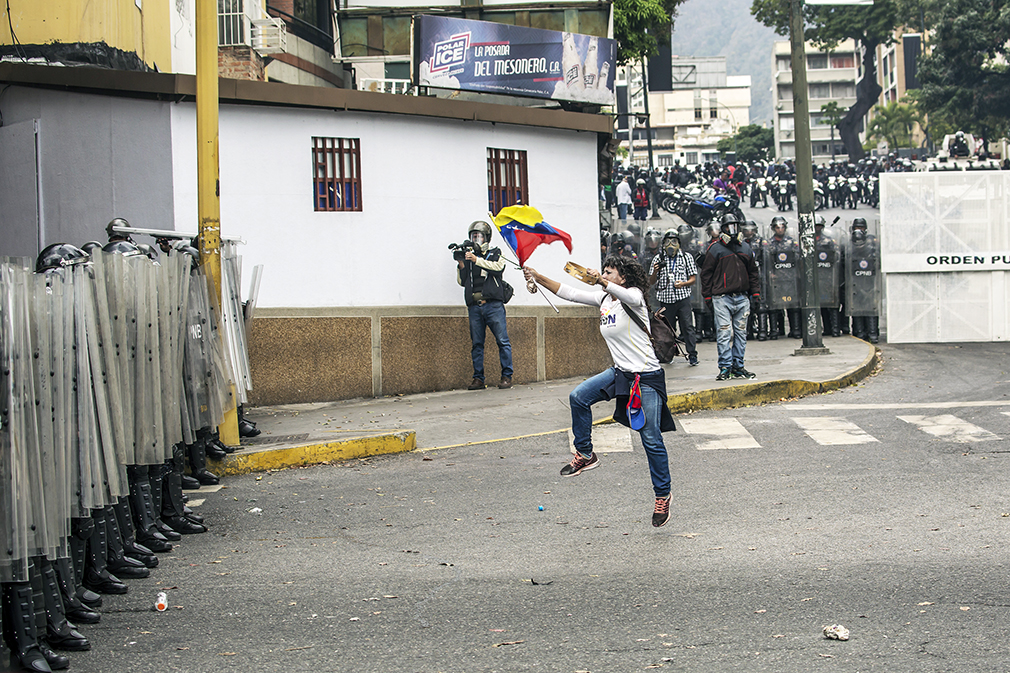 ONU: Cresce o número de ataques na Venezuela contra opositores políticos do governo