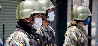 Ecuador responde a la pandemia del coronavirus