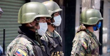 A resposta do Equador à pandemia do coronavírus