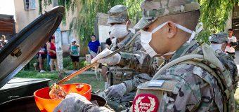 Fuerzas Armadas de Argentina se suman a la lucha contra el coronavirus