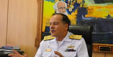 Full Interoperability Main Goal for Chief of Defense of Brazilian Armed Forces