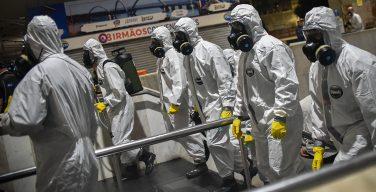 Brazil Increases Fight Against Novel Coronavirus
