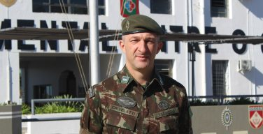 Command Sergeants Major, a Reality in the Brazilian Army