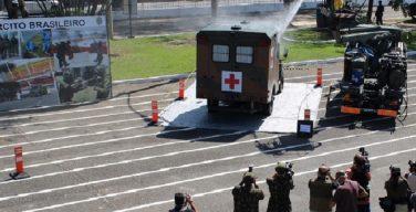 Lucha contra el coronavirus moviliza militares especialistas en defensa biológica