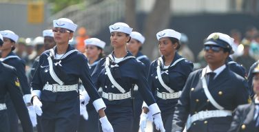 Brazilian Navy Celebrates 40 Years of Women Integration in the Force