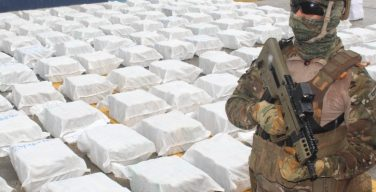 Colombian-Panamanian Combined Operation Strikes Narcotrafficking