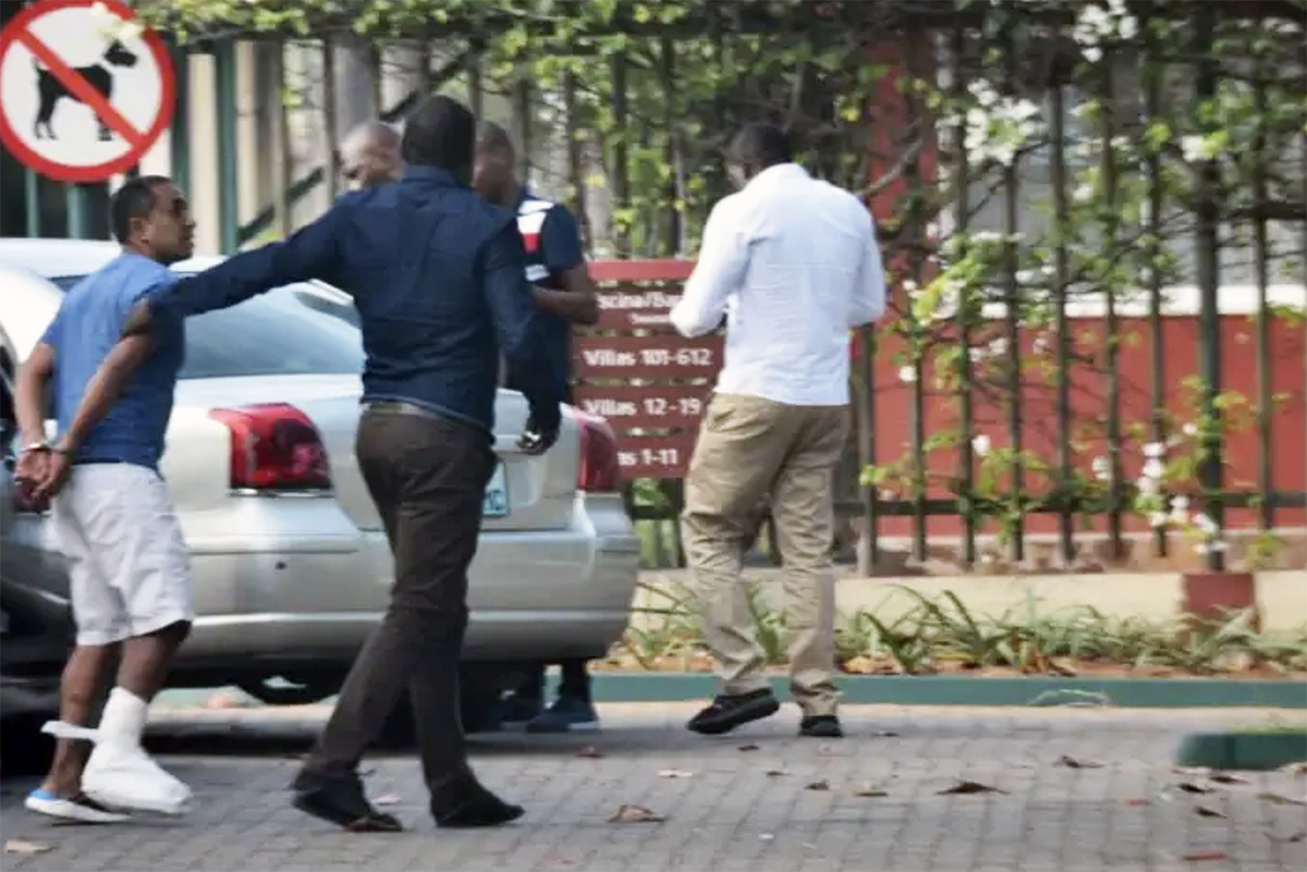 Brazil Kingpin Arrested in Mozambique