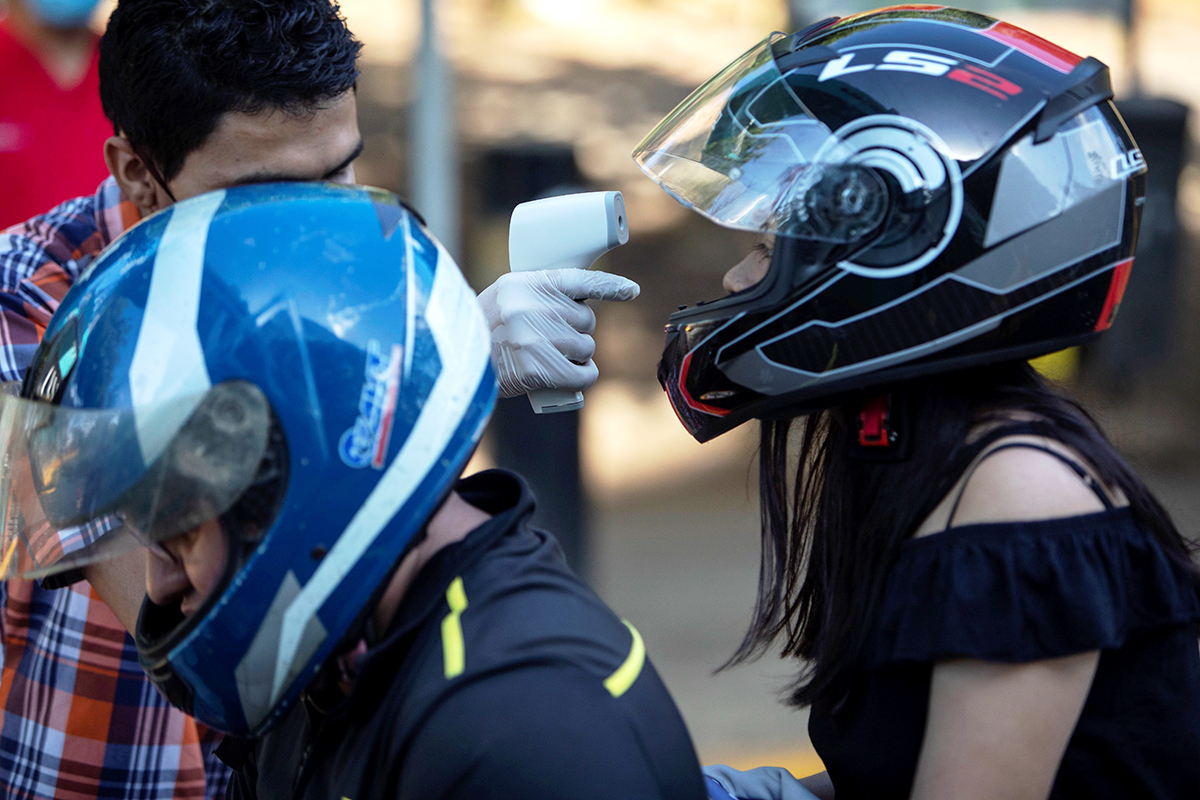 COVID-19 Fuels Economic Depression In Nicaragua