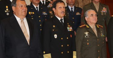 The Peruvian Armed Forces Counter Illicit Activity