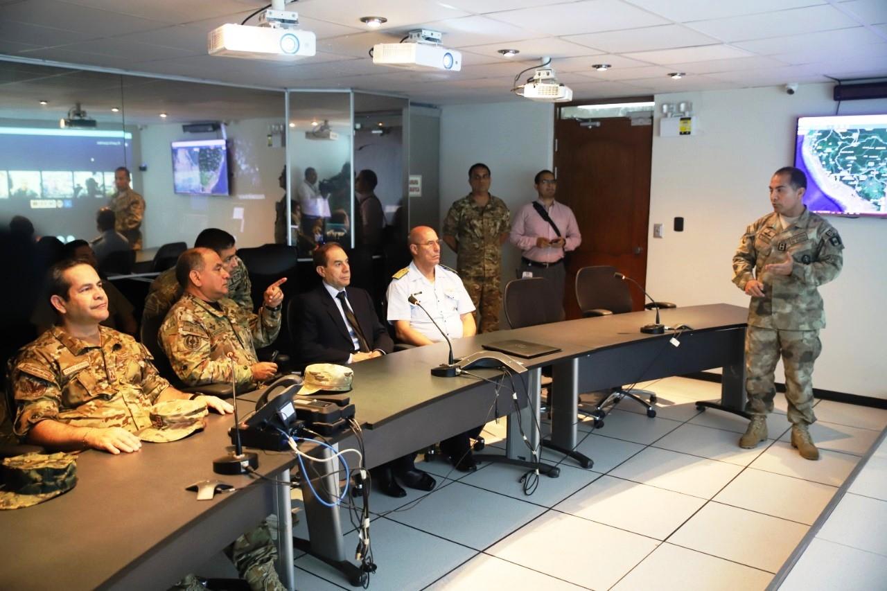Fuerzas Armadas de Perú refuerzan defensa en ciberespacio