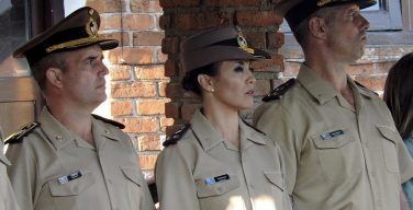 First Woman to Command Uruguayan Army Unit