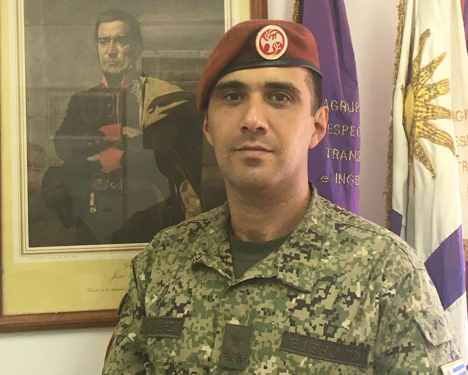 Uruguayan Contingent Oversees Peacekeeping in Sinai