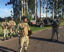 Armed Forces of Uruguay Support the Population as Coronavirus Advances