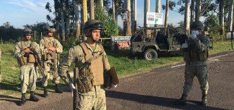 Fuerzas Armadas de Uruguay apoyan a la población ante el avance del coronavirus