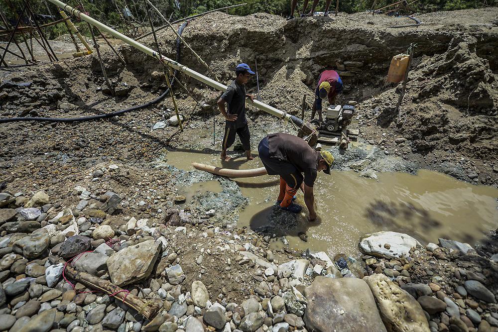 Guaidó plantea declarar a Venezuela origen de minerales de conflicto