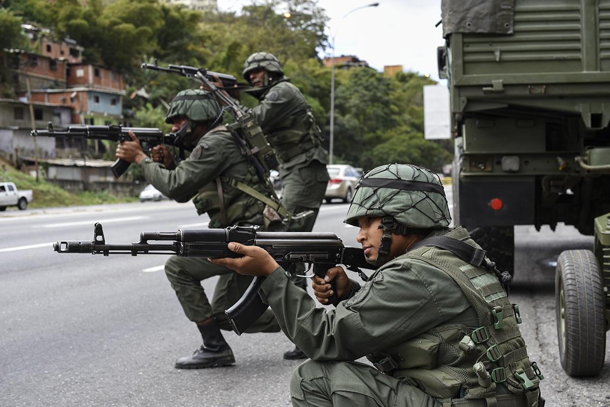 Venezuelan Regime Lines Its Pockets With Drug Money