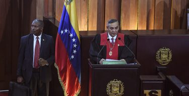 US Charges Venezuelan Chief Justice with Corruption and Money Laundering