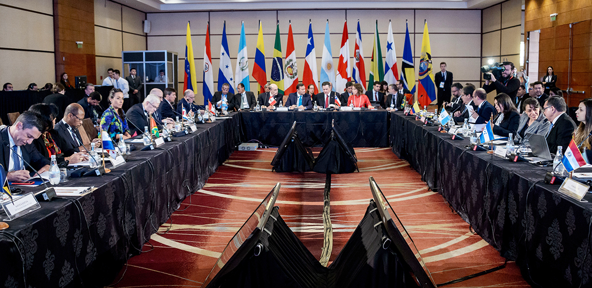 Lima Group Supports US, Guaidó Proposal to Set Up Transitional Government in Venezuela