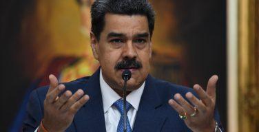 EUA acusam Maduro por tráfico de drogas e oferecem recompensa de US$ 15 milhões por informações que levem à sua captura