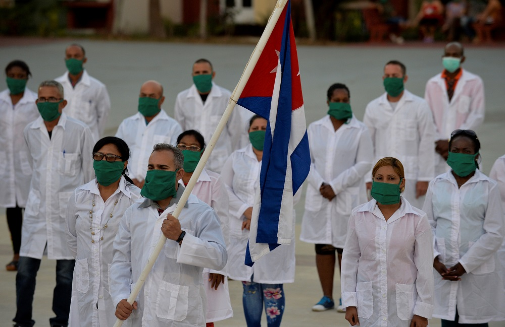 A verdade sobre as missões médicas de Cuba