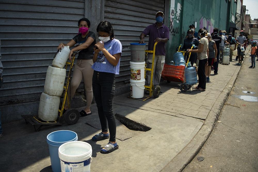 Venezuelan Government Represses Social, Political Discontent