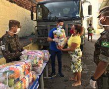 Brazilian Service Members Combat COVID-19