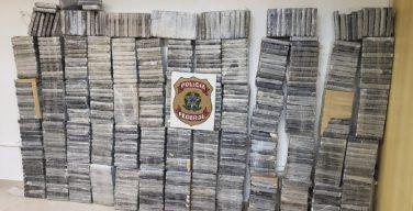 Brazilian Federal Police Seizes 650 Kilograms of Cocaine in Pernambuco