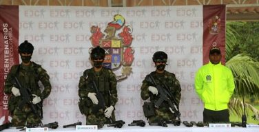 Colombian Counternarcotic Mission Deals Heavy Blow in the Cauca Region