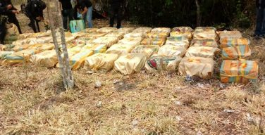 Guatemalan Army Seizes More than 3 Tons of Cocaine