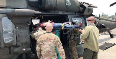 JTF-Bravo fortalece a Centroamérica contra el COVID-19