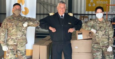US Sends Coronavirus Aid to Central and South America
