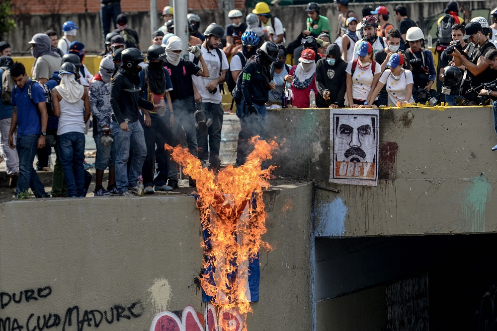 Guaidó: 'There is an intervention today in Venezuela, and it's by Cubans'