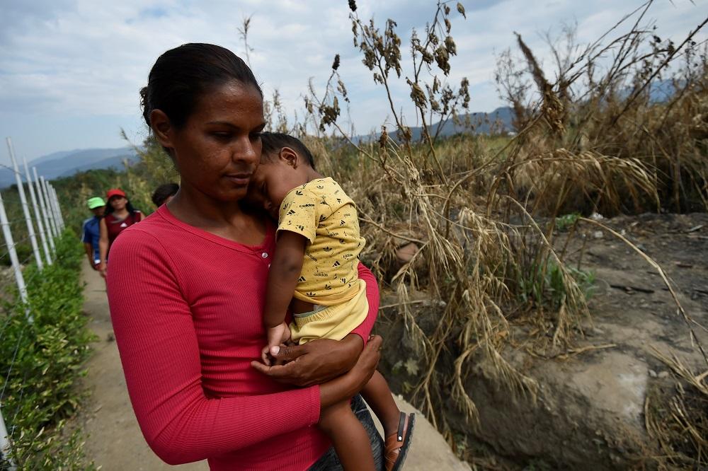 A crise venezuelana afeta profundamente as mulheres