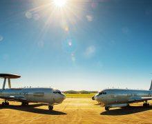 Força Aérea dos EUA apoia operações antinarcóticos no Caribe