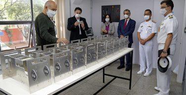 Forças Armadas brasileiras desenvolvem tecnologias para ajudar no enfrentamento da pandemia do novo coronavírus