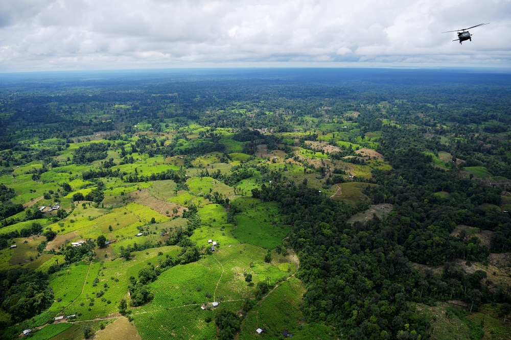 Illicit Drug Production Destroys Colombian, Peruvian Ecosystems