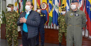 Colômbia neutraliza comandante do ELN
