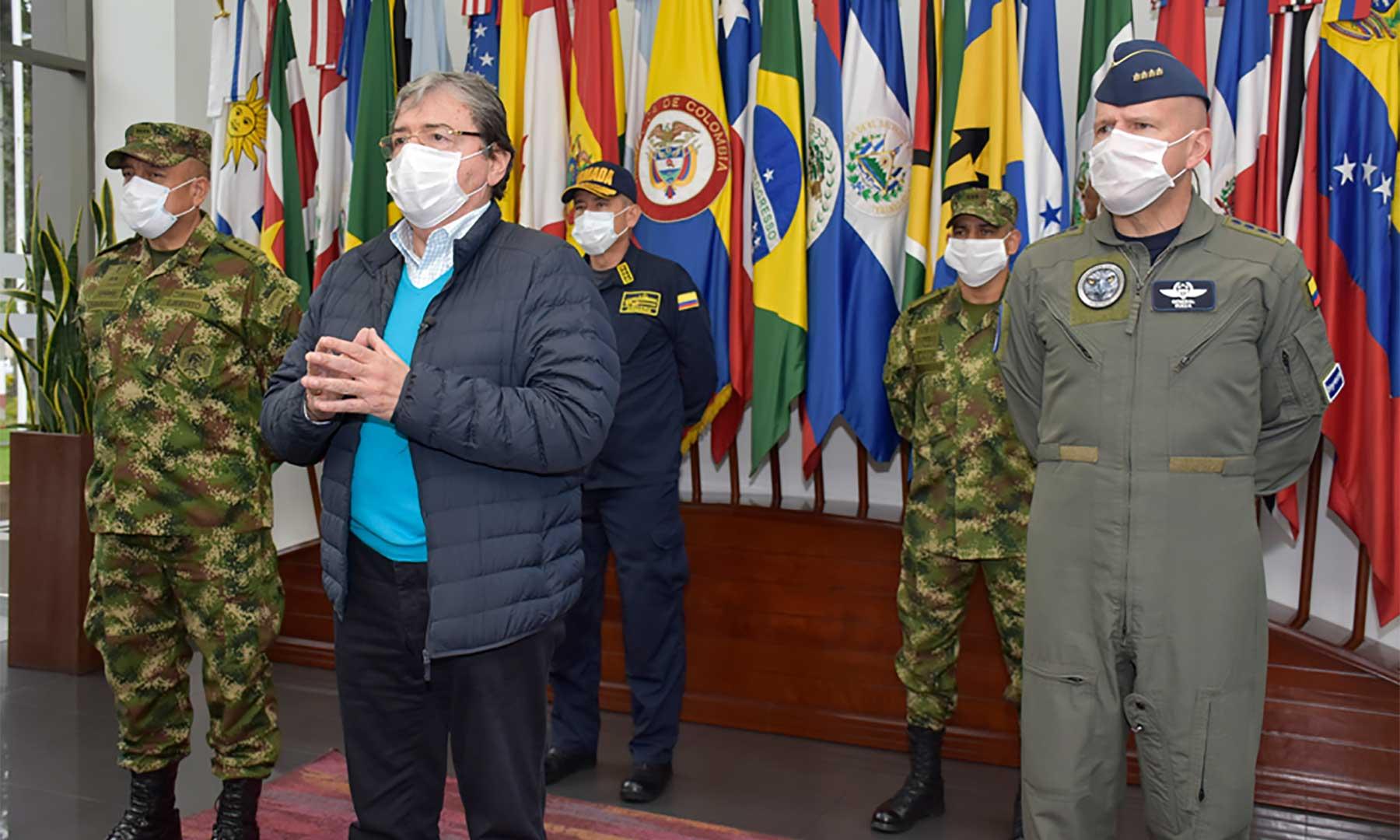 Colombia Neutralizes ELN Commander