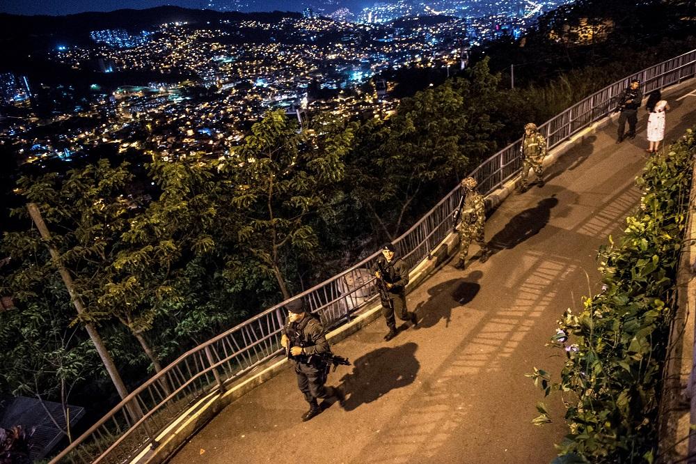 ELN sofre duro golpe quando forças de segurança colombianas neutralizam um líder de alto escalão
