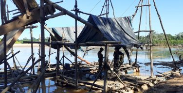 Peruvian Navy Determined to End Illegal Mining