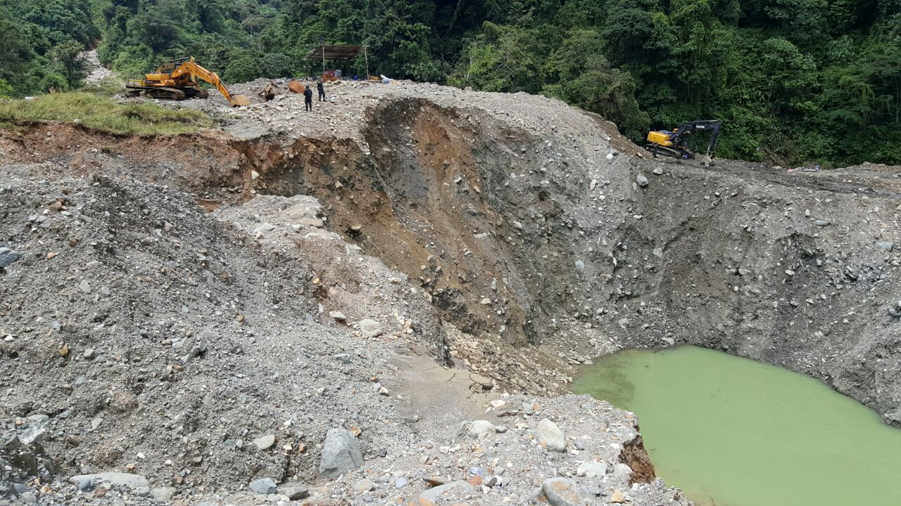 Colombian Army Deals Blow to Illegal Mining