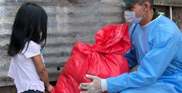 Doação de equipamentos de proteção individual dos EUA salva vidas em Honduras