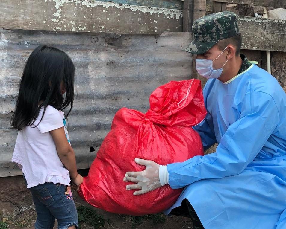Donación de equipos de protección personal de EE. UU. salva vidas en Honduras