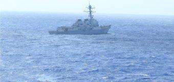 US Navy – Coast Guard Team: 4 Interdictions in 4 Days