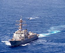 US Navy Carries Out Freedom of Navigation Operations